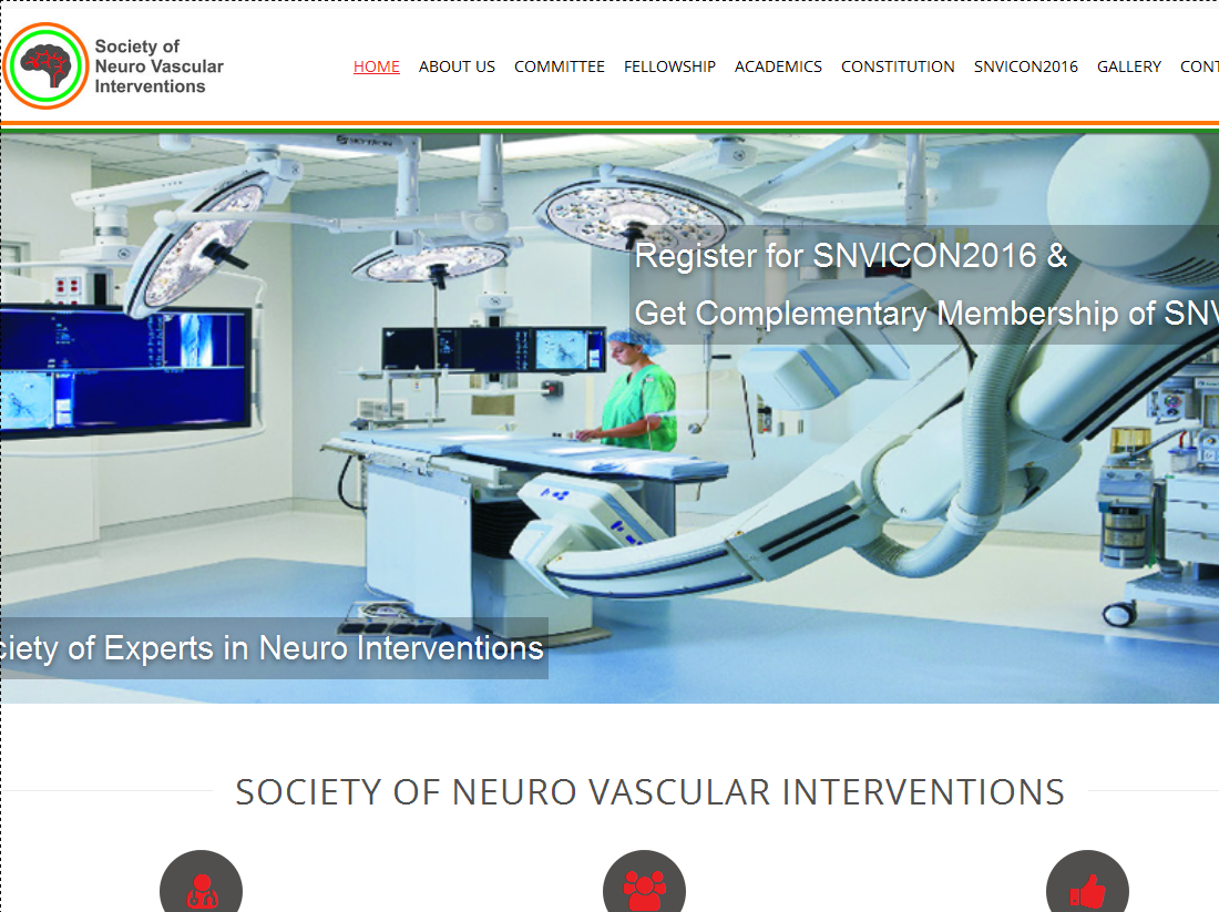 Society of Neuro Vascular Interventions