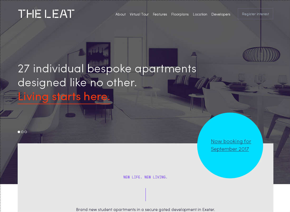 The Leat Apartments Exeter